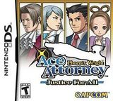 justice for all - Phoenix Wright: Ace Attorney: Justice for All