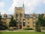 Morrissey Hall (University of Notre Dame)