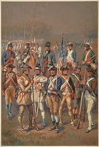 List of Continental Army units