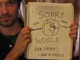 Sorry Everybody