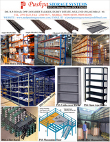 PUSHPA STORAGE SYSTEMS