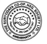 Suryodaya Society Ambernath