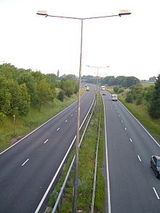 A500 road