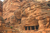 Badami cave temples