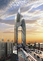 tower dubai