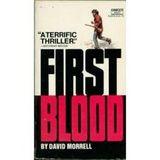 first blood  novel  - First Blood (novel)