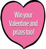 Video contest Win your Valentine