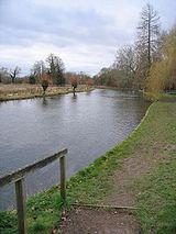 River Anton