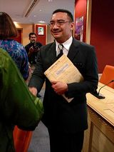 hishammuddin hussein