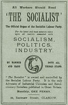 The Socialist (SLP newspaper)