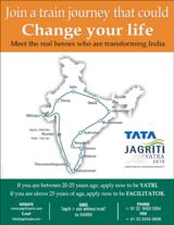 tata jagriti yatra