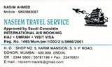 NASEEM TRAVEL SERVICE