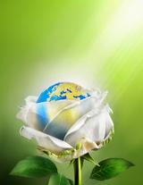 I care for Planet Earth