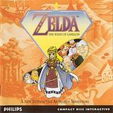 CD-i games from The Legend of Zelda series