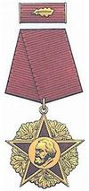 Order of Karl Marx