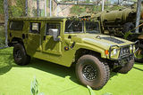 Humvee manufacturing in China