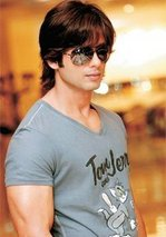 shahid kapoor by akash sharma
