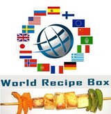 World Recipe Box