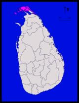 Jaffna Peninsula