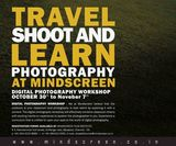 TRAVEL SHOOT AND LEARN PHOTOGRAPHY