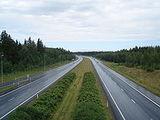 European route E12