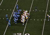 Quarterback kneel