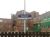 Derker railway station