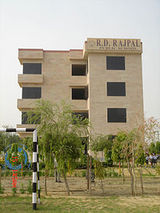 R D Rajpal public school