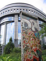 List of Berlin Wall segments