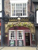 Golden Fleece Inn, York