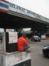 Malaysia–Thailand border
