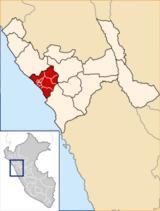 Trujillo Province, Peru